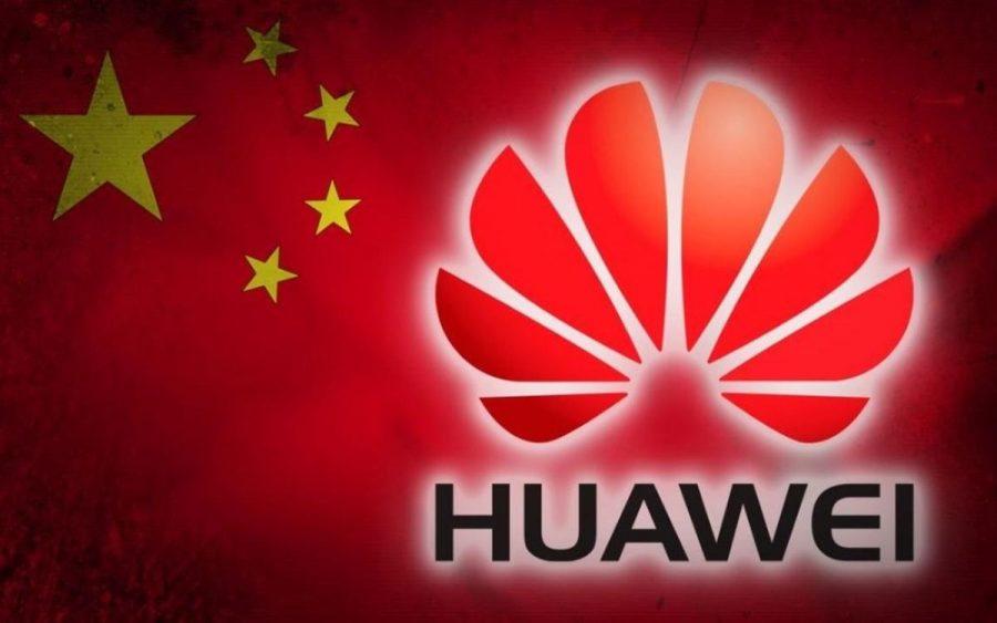 Huawei smartphones China