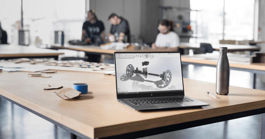 ZBook Studio Create 15 FixedDesk 3