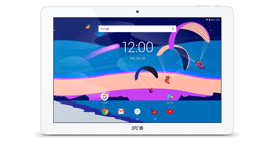 tablet SPC GRAVITY PRO - Frente