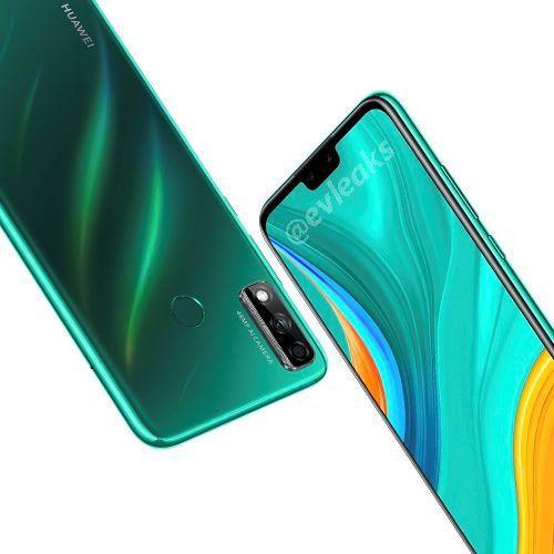 Huawei Y8s evan blass