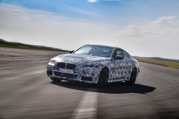 Novo BMW Série 4 Gran Coupé