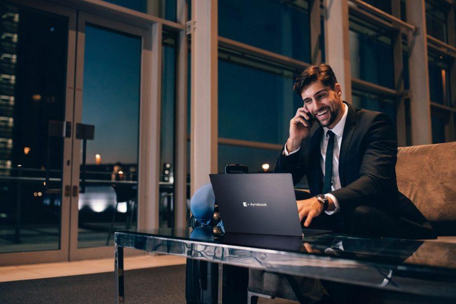 Dynabook Portege X50 F Lifestyle Image FINAL