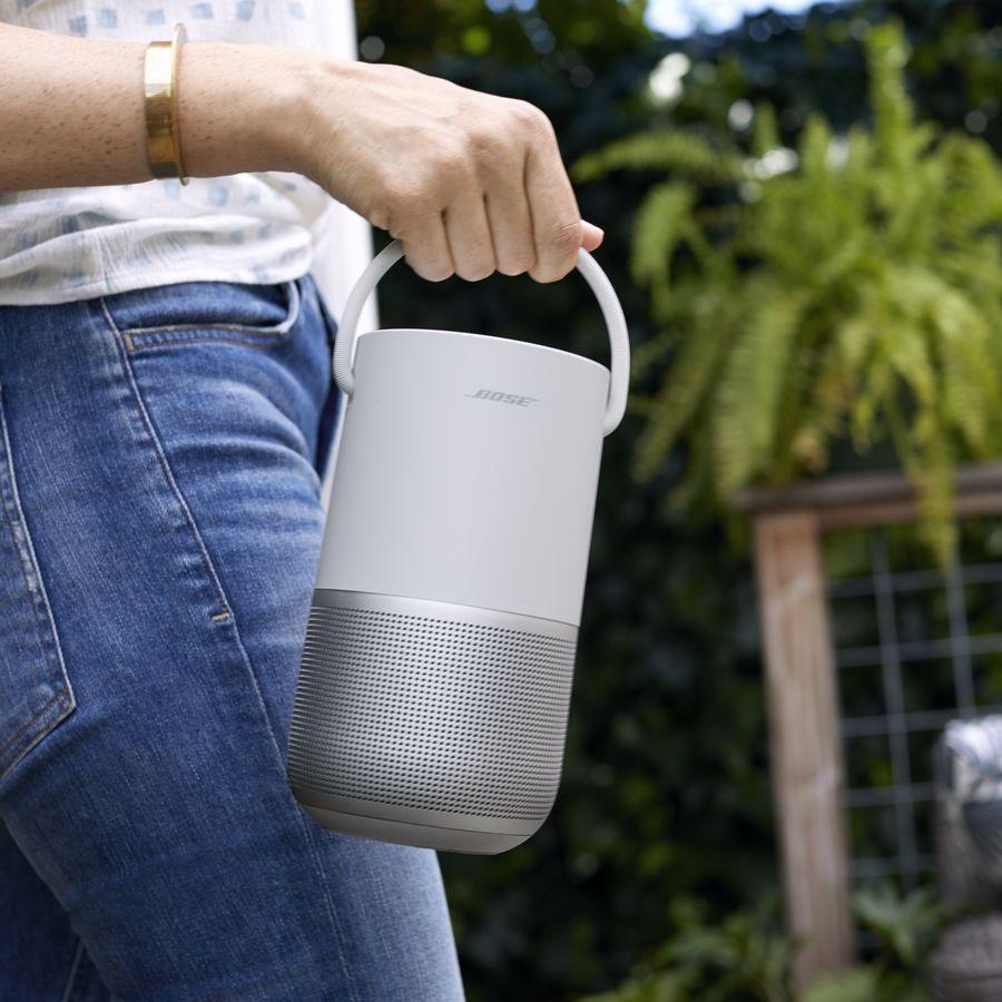 Portable Home Speaker Silver 2026 9 bose, coluna sem fios, Portable Home Speaker