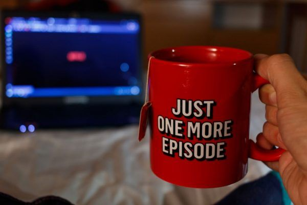 Netflix reforçada durante a pandemia