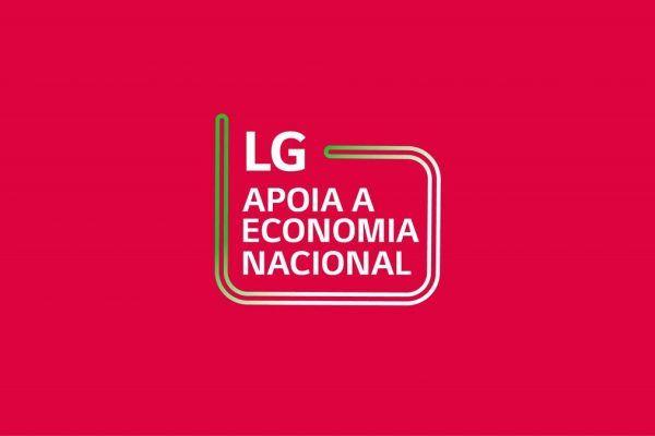 LG Apoia A Economia Nacional com nova campanha