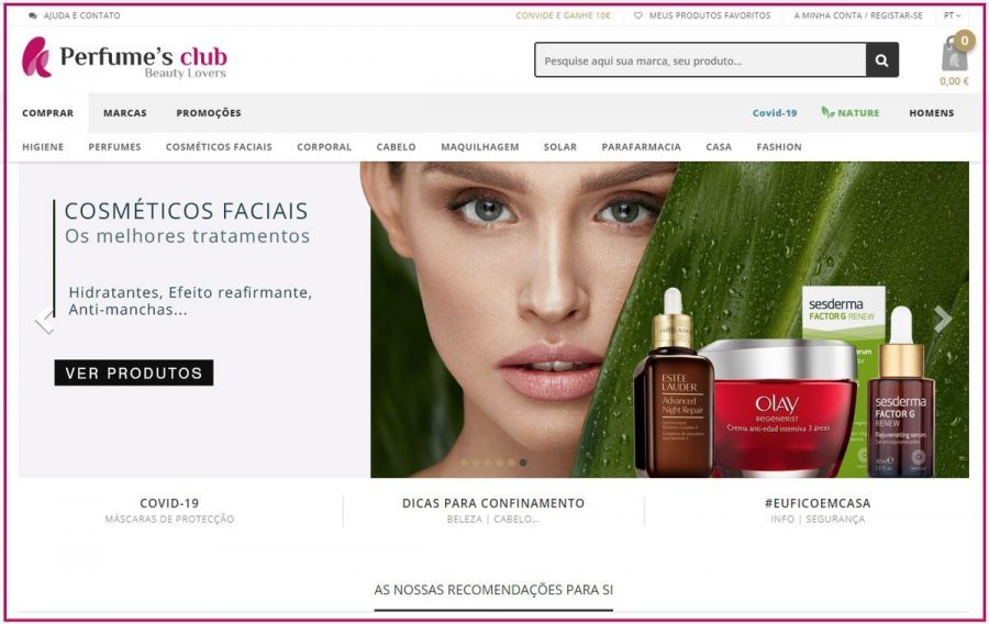 AEMpress comunica Perfume's Club