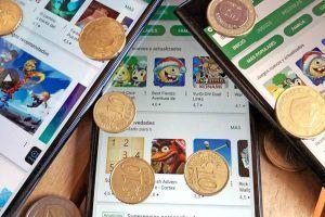 Google Play Store grátis jogos aplicações android