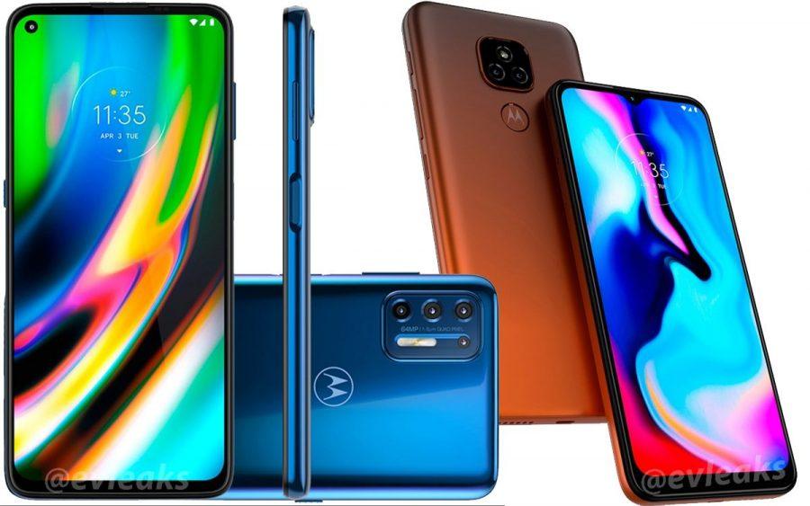 Motorola Moto G9 Plus Moto E7 Plus