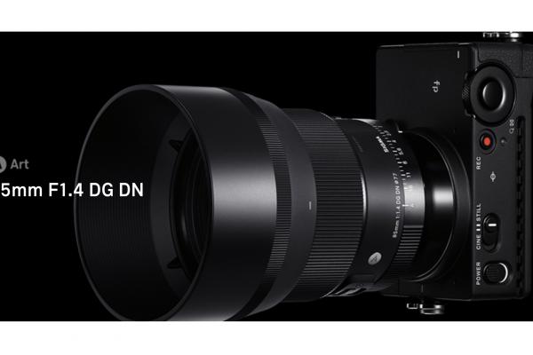SIGMA 85mm F1.4 DG DN, uma nova visão de criar Arte