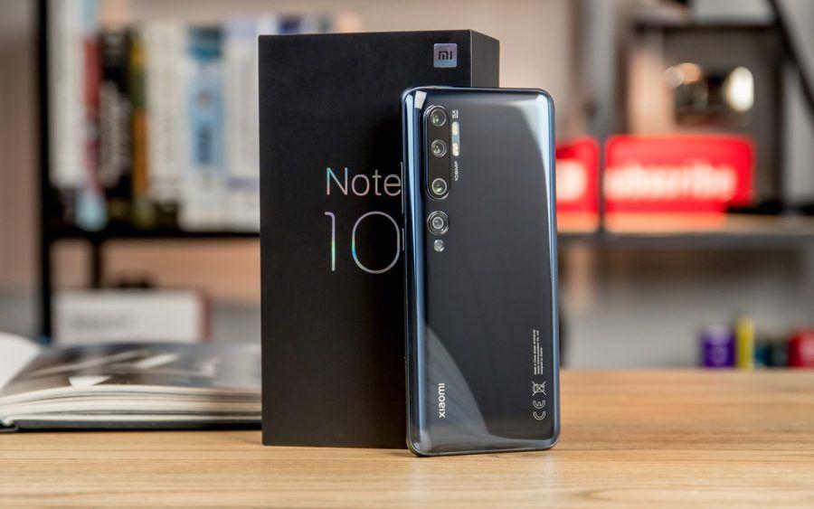 Xiaomi Mi Note 10 Amazon