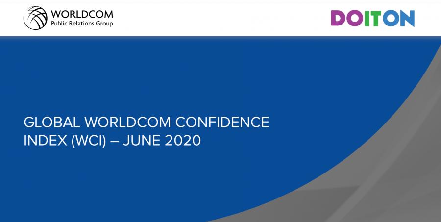 Líderes portugueses com confiança abaixo da média mundial, segundo o Worldcom Confidence Index