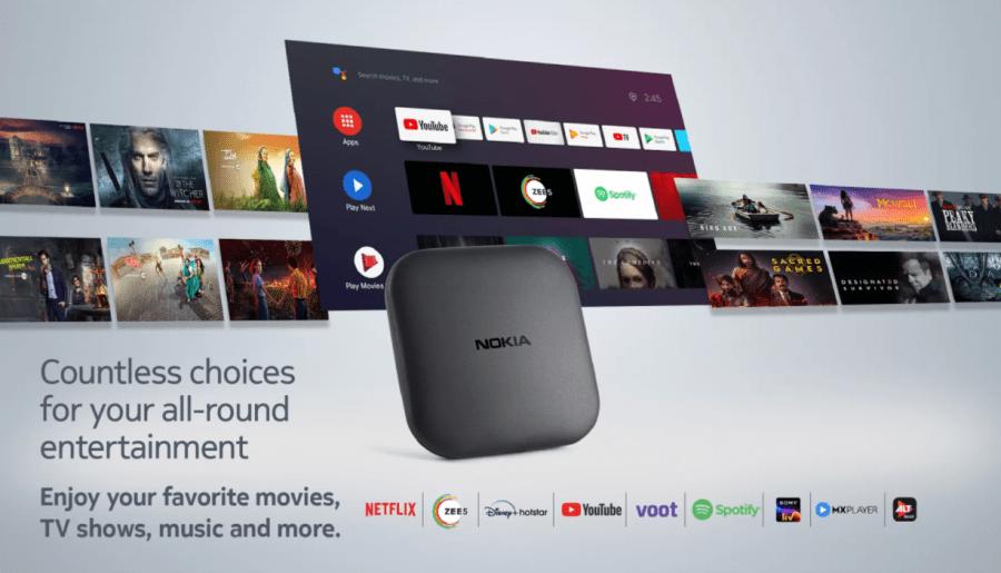Xiaomi clone Nokia Android TV