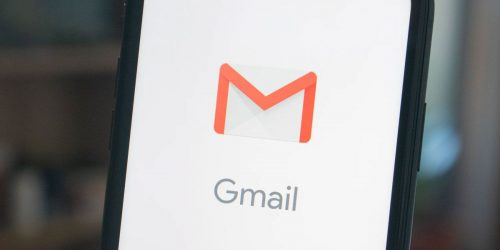 Gmail Google iOS14 iPhone