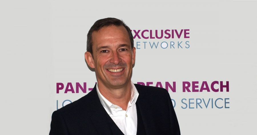 Olivier Breittmayer CEO Exclusive Networks
