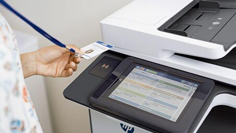 HP Secure Print