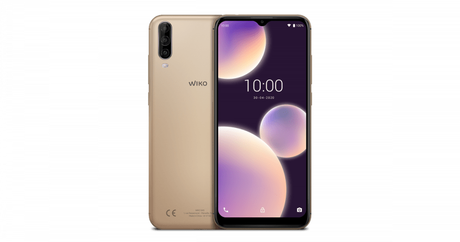 Wiko V730 VIEW4 LITE DEEP GOLD COMPO 1 Android, wiko