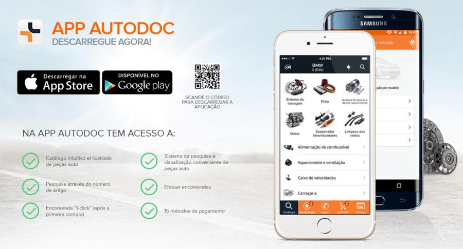 AutoDoc Aplicações Android