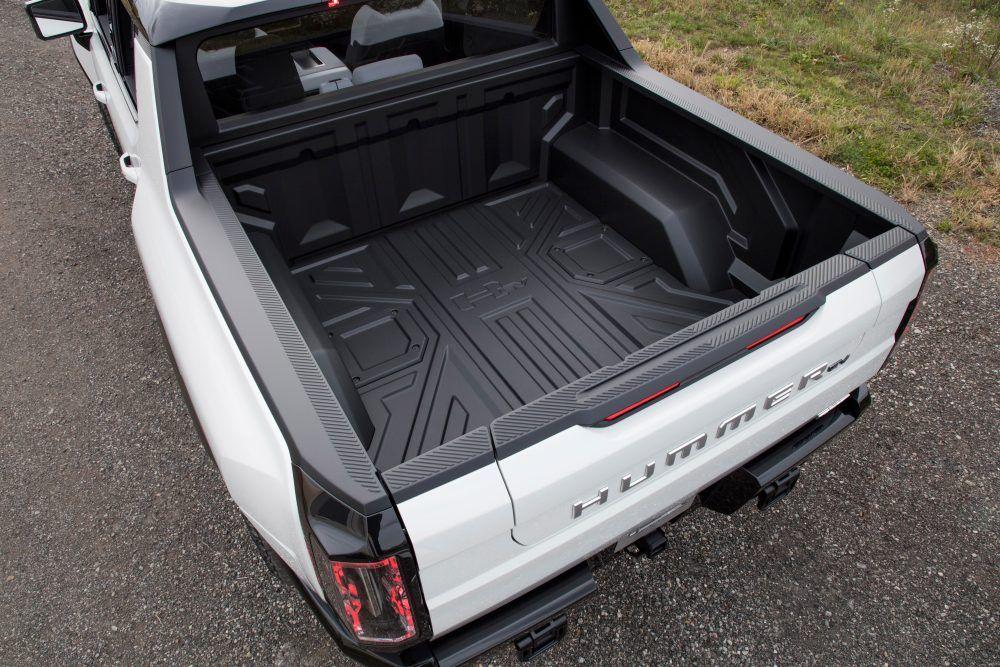 2022 GMC HUMMER EV 005 carrinha elétrica, esgotadas, General Motors, GM, Hummer, Hummer EV, pickup, reservas, tesla, tesla cybertruck