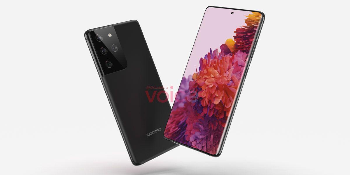 Samsung Galaxy S21 Ultra 3