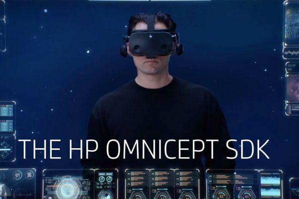 HP omnicept VR