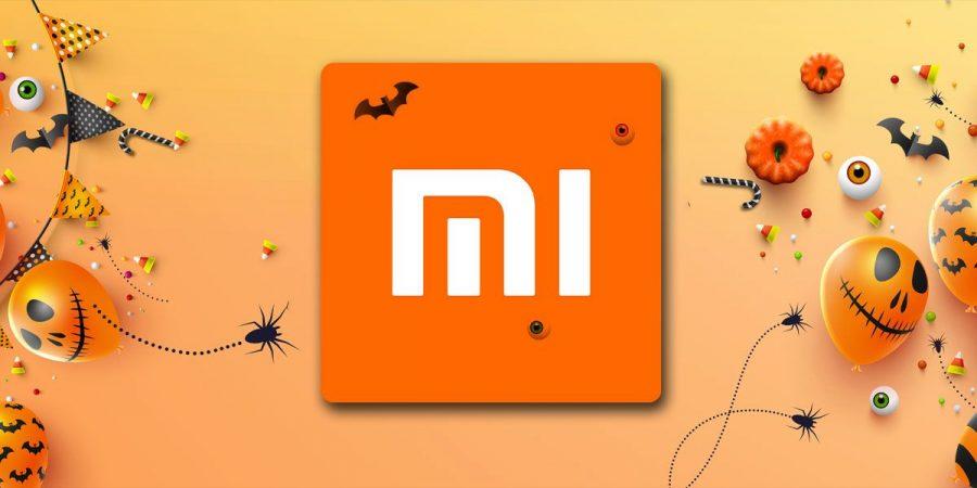 Xiaomi Mi Store Portugal Halloween
