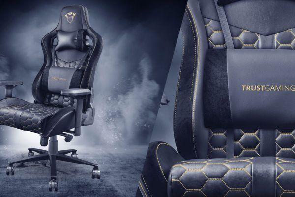 Trust Cadeiras Gaming