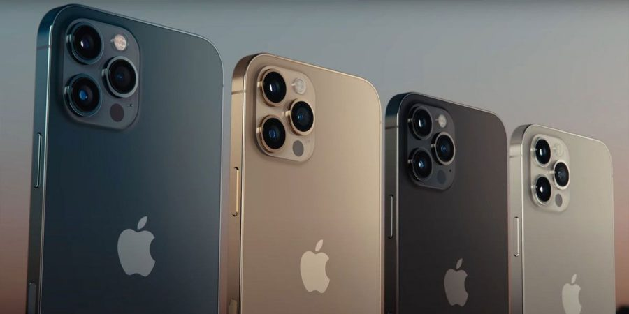 Apple iPhone 12 Pro iPhone 13 Touch ID