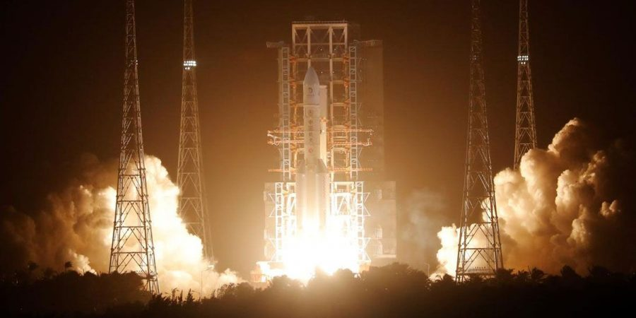 China Nave Espacial