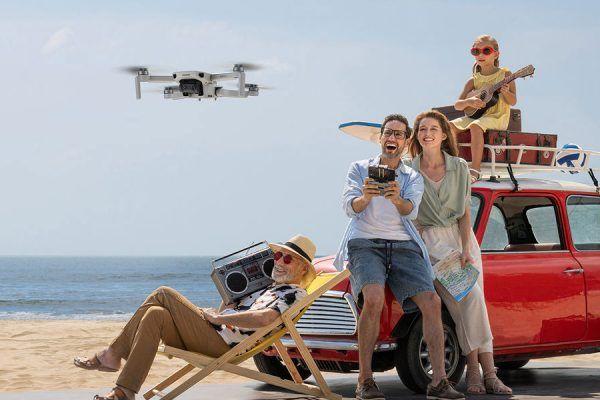 DJI Mini 2 drone oficial
