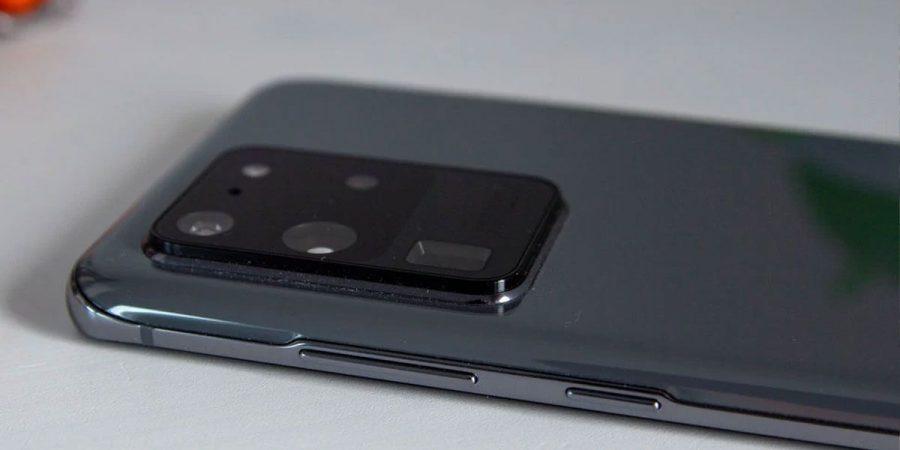 Samsung Galaxy S21 câmaras