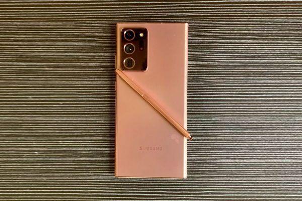 Samsung Galaxy S21 Ultra S Pen