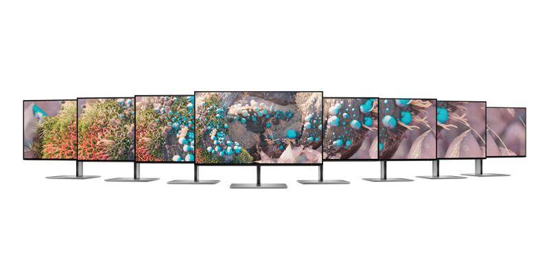 HP Z monitores parceria NVIDIA