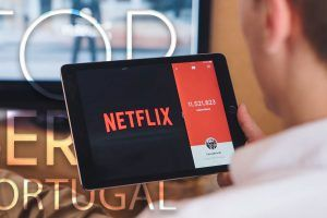Top Séries Netflix Portugal