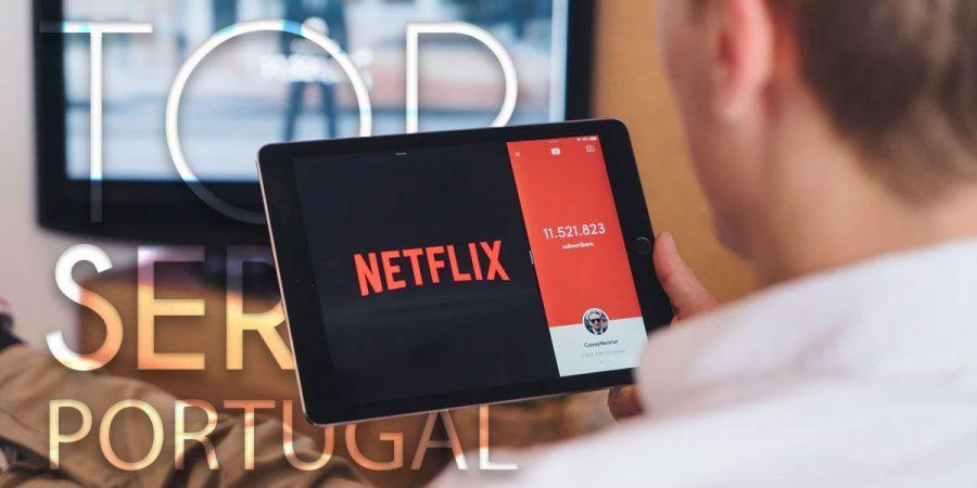 Top Séries Netflix Portugal