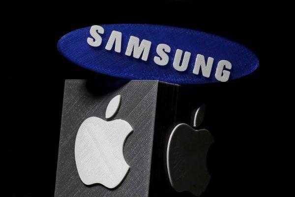 Samsung Apple Estados Unidos