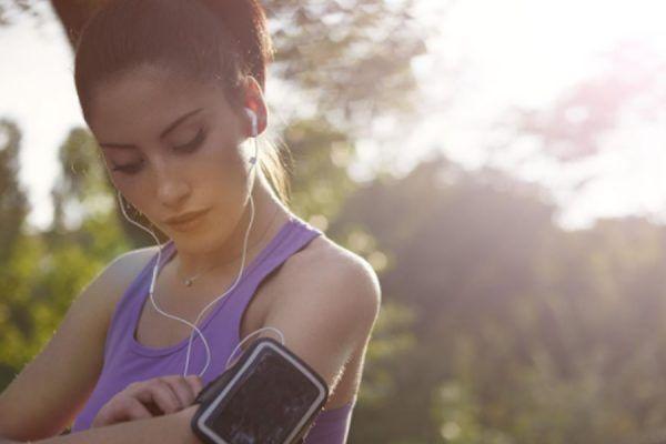 Smartphone vida mais saudável