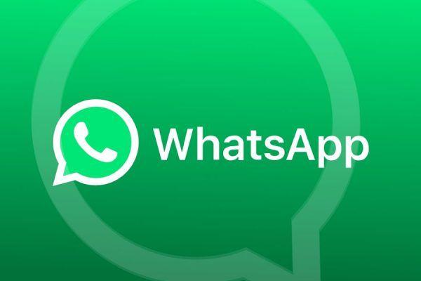 WhatsApp armazenamento