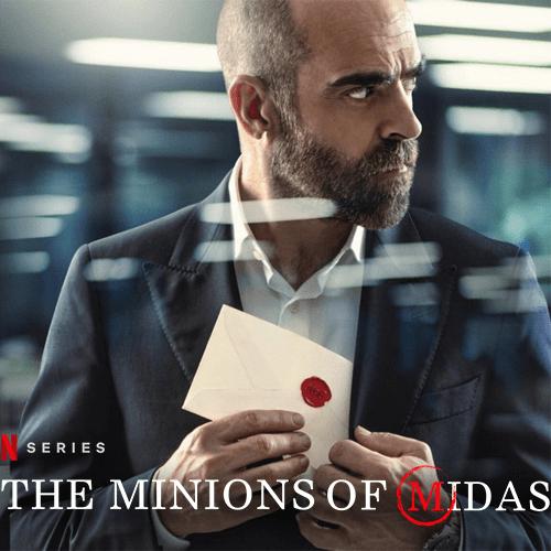 The Minions of Midas Netflix
