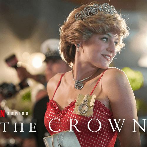 The Crown Netflix Portugal top séries