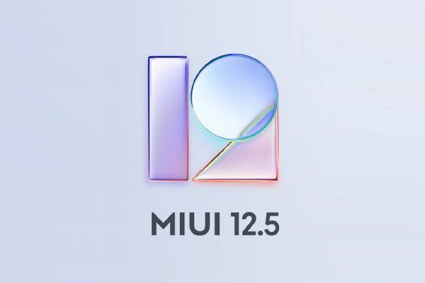 Xiaomi MIUI 12.5 Interface