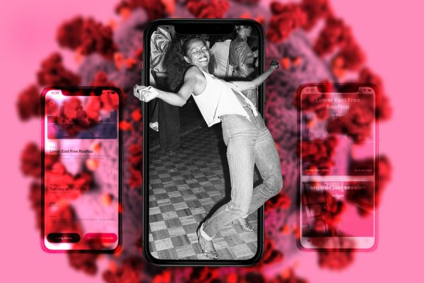 App Festas secretas Apple COVID-19
