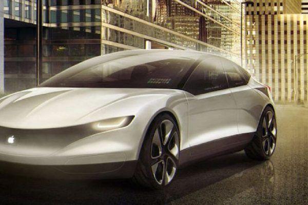 Apple Car 2028 Carro elétrico
