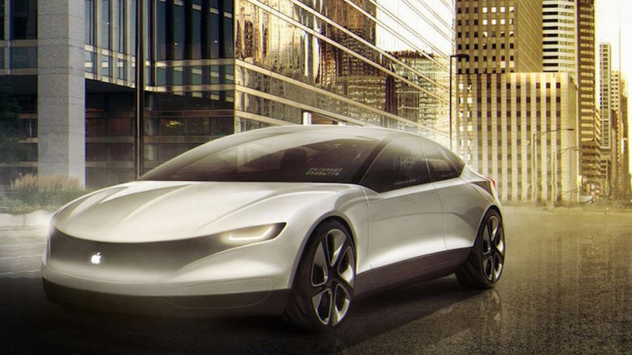 Apple Car Concept 2021