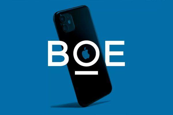 Apple iPhone 12 BOE