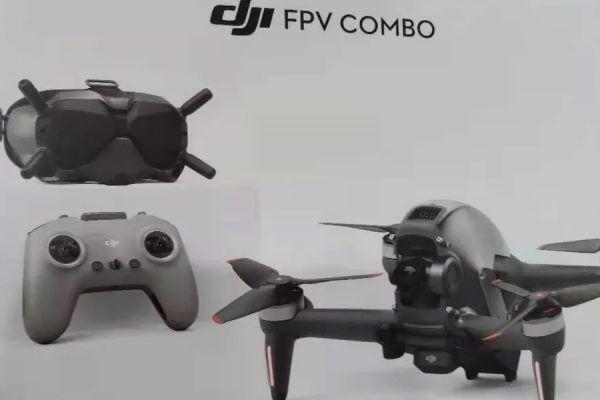 DJI FPV combo drone de corrida TEchenet