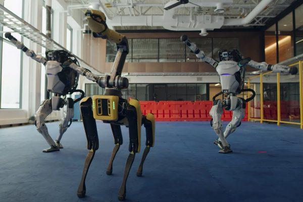 Família de robôs 2021