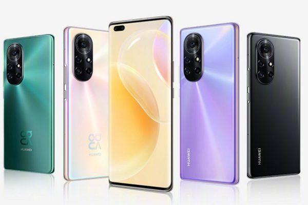 Huawei Nova 8 Pro 5G Kirin 985 Ecrã 120Hz