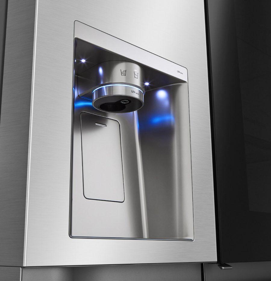 LG InstaView frigorífico inteligente CES 2021