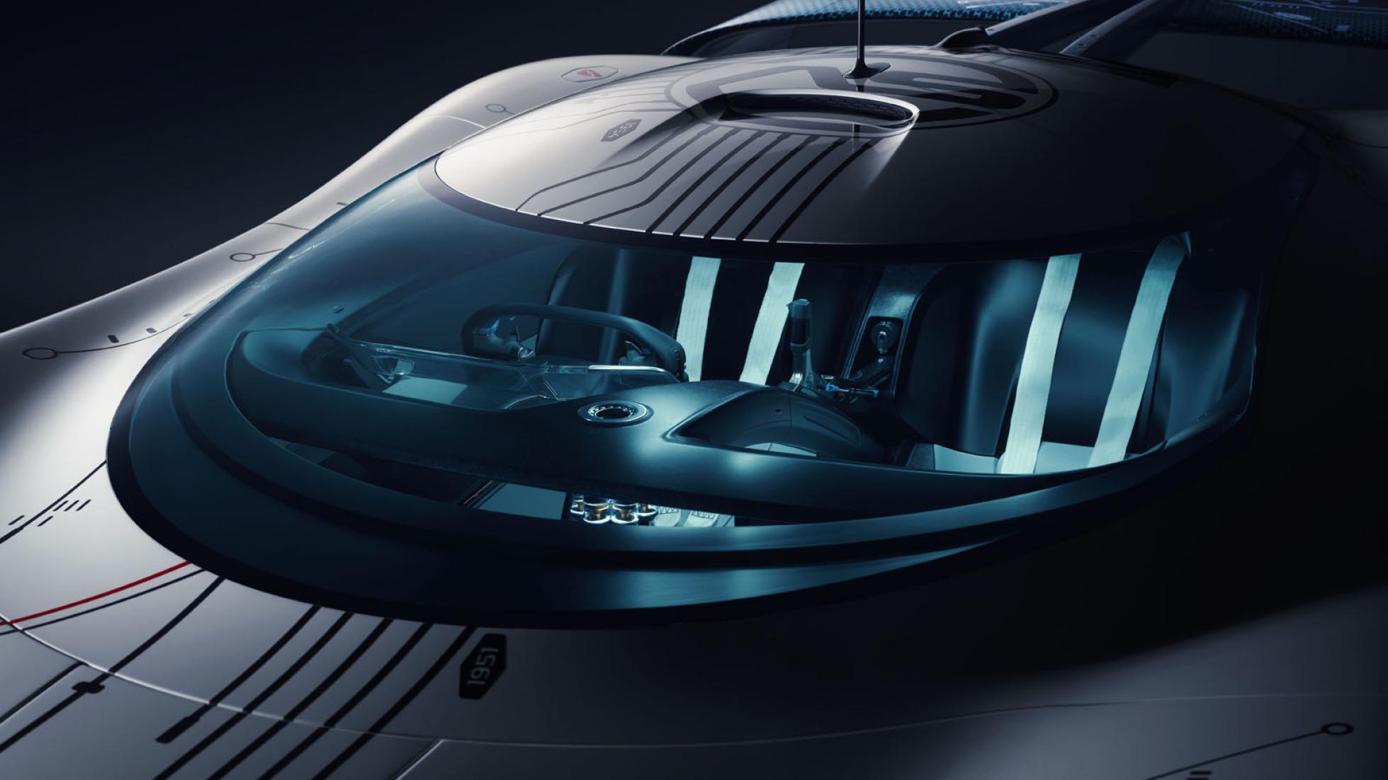 Jaguar Vision GT SV 10 carro elétrico, Gran Turismo, Gran Turismo Sport, GT, Jaguar, Jaguar Vision GT SV