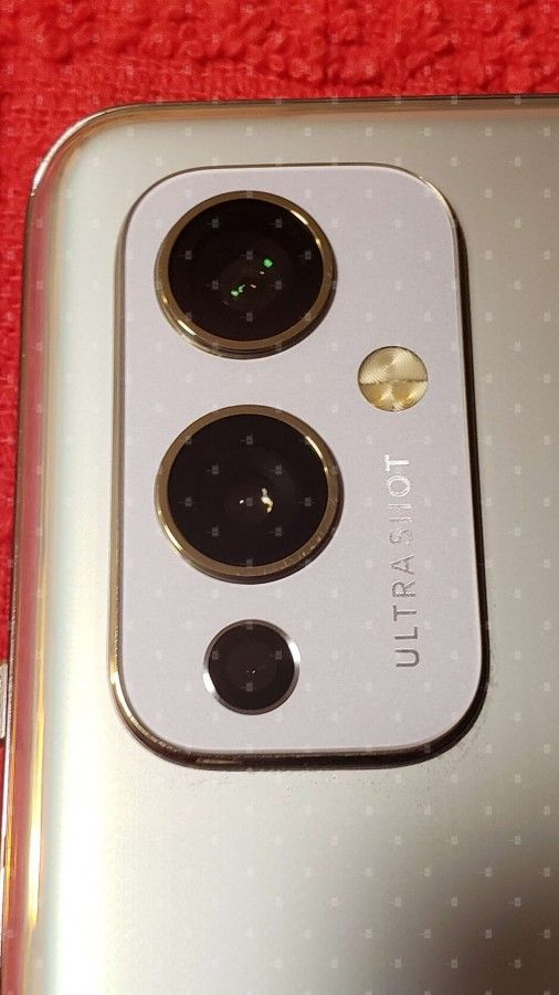 OnePlus 9 câmara